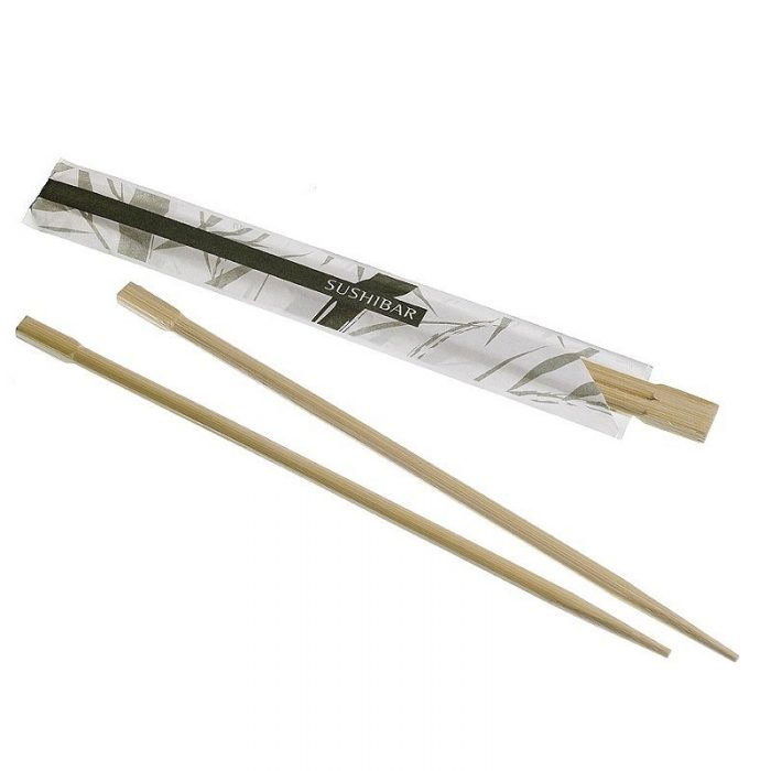 bacchette in bamboo