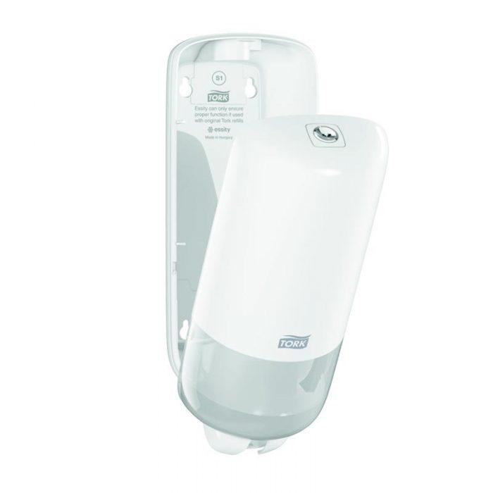tork dispenser sapone liquido
