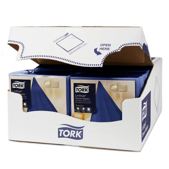 tovagliolo dinner blu tork