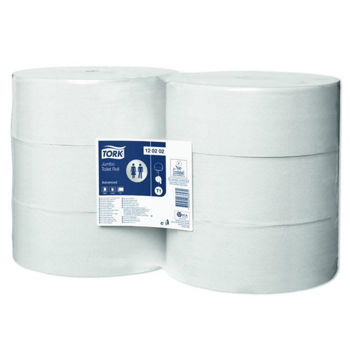 rotoli carta igienica Jumbo