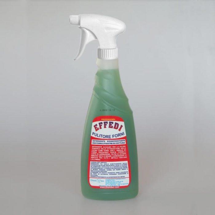 detergente pulizia forno