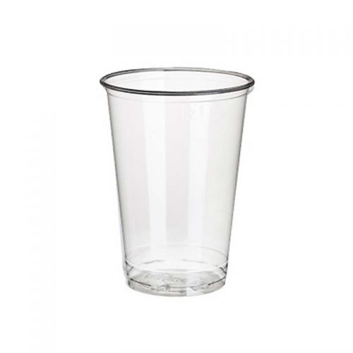 Bicchieri PLA trasparenti