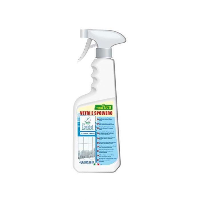 Detergente vetri ecolabel